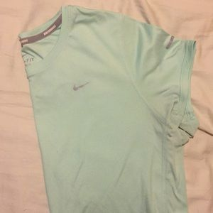Mint Dri-fit Tee